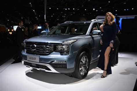 Gac Motor At The 2018 North American International Auto