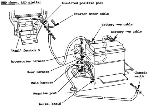 Kenworth Wiring Diagrams Battery Auto Electrical