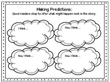 Predicting - Reading Strategies & Misconceptions