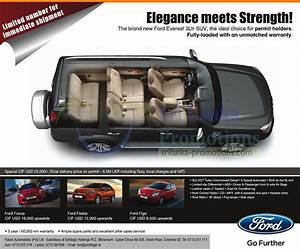 Ford Everest Suv Features  U0026 Price 25 Oct 2012