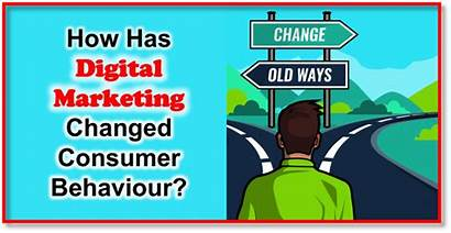 Consumer Marketing Behaviour Digital Changed