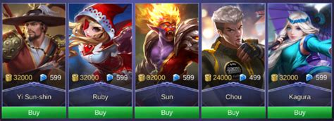 Bang Bang Heroes Buying Guide