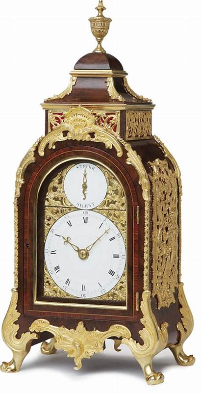 Clock John Antique Marriott Bracket Res