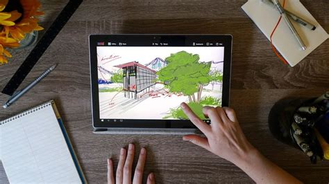 deep  sketching apps mental canvas