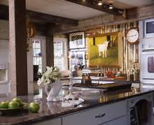Country Kitchen Style For Modern House This Kitchen Has An Eclectic French Country Kitchen The Natural Wood