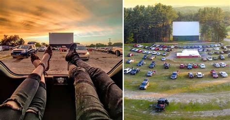 Drive-In Movie Theaters Are Becoming Popular Once More ...