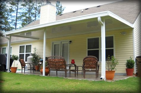 awnings for decks how to build deck awning doherty house