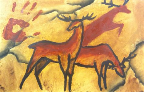 image result  prehistoric cave paintings symbols