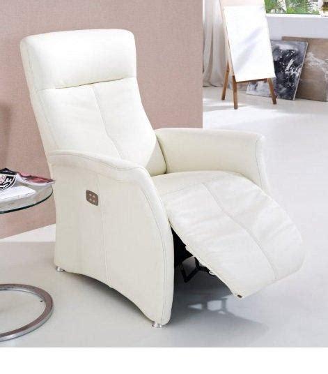 canapé relaxe electrique kingston fauteuil relax electrique cuir vachette blanc
