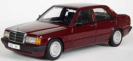 Mercedes 190e 20l Bj 1990  Detailansicht Artikelnr