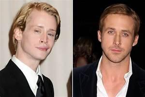 Famosos que no parecen de la misma edad.