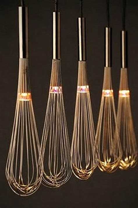 fantastic recycled  upcycled lamps  chandeliers