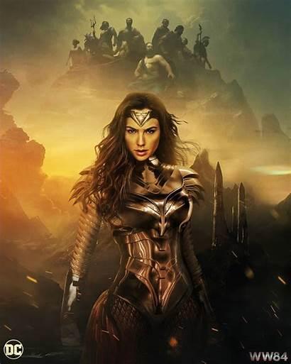 Wonder Woman 1984 4k Gal Gadot Costume