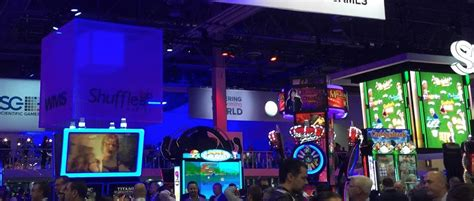 ge global gaming expo las vegas