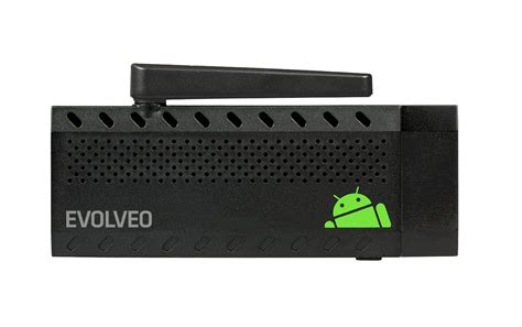 android stick evolveo android stick q3 4k smart tv stick with