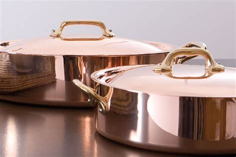 cookware pots pans copper stainless steel lovecook