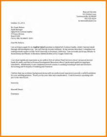 cover letter chartered accountant exle 4 internship cover letter sle budget template