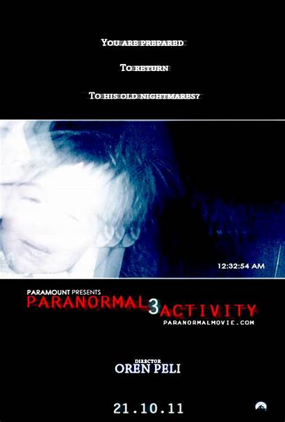 Paranormal Activity Poster Posters