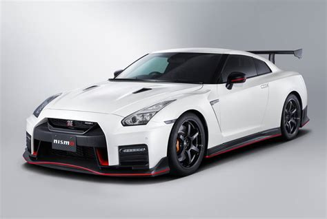 gtr nismo  attack package coming  tas nissan
