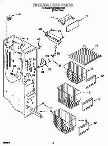 Kitchenaid Superba  Kitchenaid Superba Refrigerator Parts