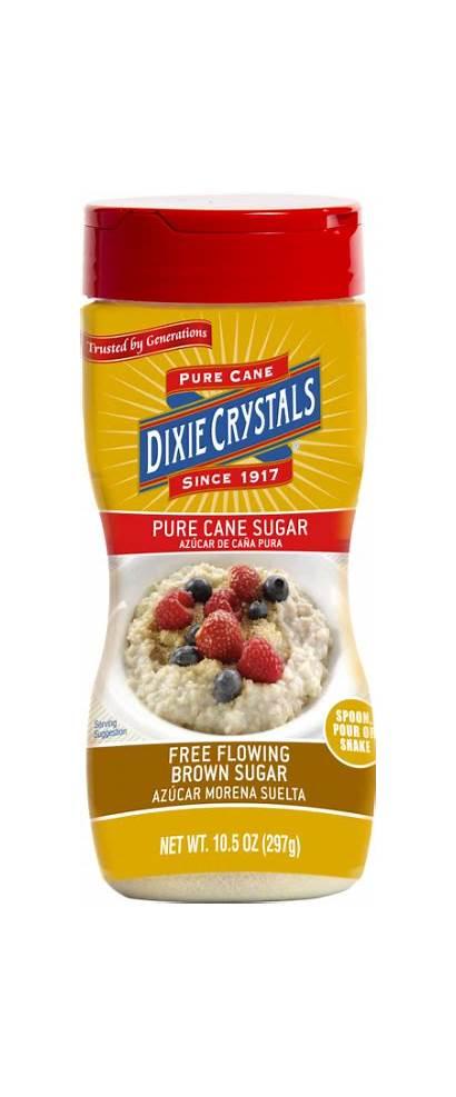 Sugar Brown Flowing Shaker Dixie Crystals