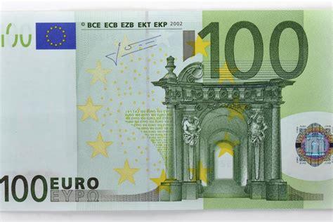 kolumne  haben bloss alle gegen den  euro schein