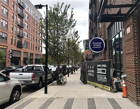 Weaver Street Market Opens at The Dillon in Downtown