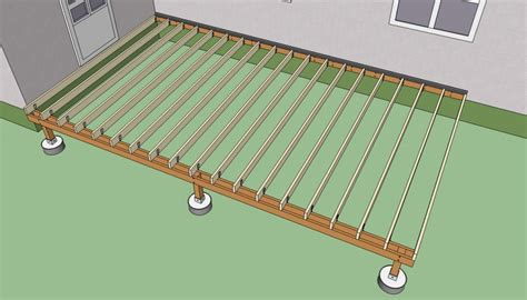 how to build a deck step by step howtospecialist how