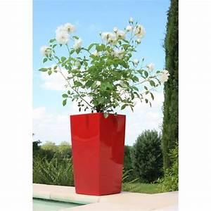 Pots De Fleurs Pas Cher : pot de fleur rouge achat vente pot de fleur rouge pas ~ Melissatoandfro.com Idées de Décoration