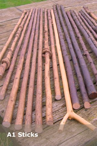 wood walking stick blanks  wood  exterior projects