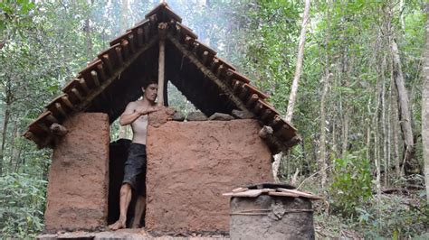 shelter   build  awesome hut