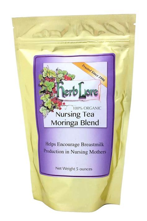 Amazoncom Herb Lore Organic Nursing Tea Tincture With