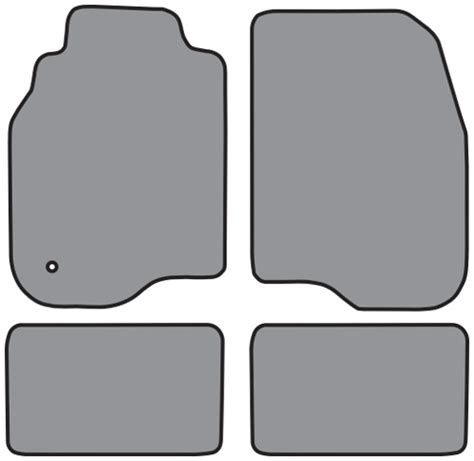 Pontiac G6 Carpet Floor Mats by 2005 2009 Pontiac G6 Cutpile 4pc Factory Fit Floor Mats Ebay