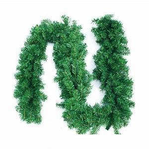 Artificial, Spruce, Christmas, Garland, Uff0c8, 8, Foot, Soft, Green, Green, Garland, For, Christmas, Decorations