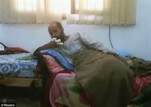 Saif al-Islam Gaddafi walks free from prison just 1 year ...