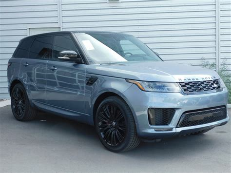 Land Rover Range Rover Sport 2019 by New 2019 Land Rover Range Rover Sport Dynamic Sport