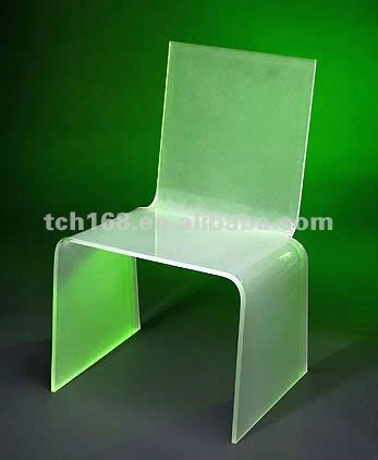 Acrylic Desk Chair With Cushion by Acrylic Ghost Chair Clear Dining Chair With Seat Cushion