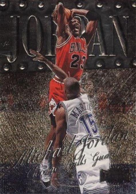 metal universe michael jordan  basketball card