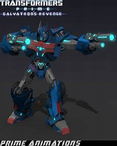 Transformers Prime Ultra Magnus - Battle Mode by 4894938 ...