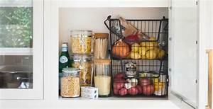 Rangement Fruits Et Légumes : 1001 id es pour un rangement placard cuisine rangement cuisine ~ Melissatoandfro.com Idées de Décoration