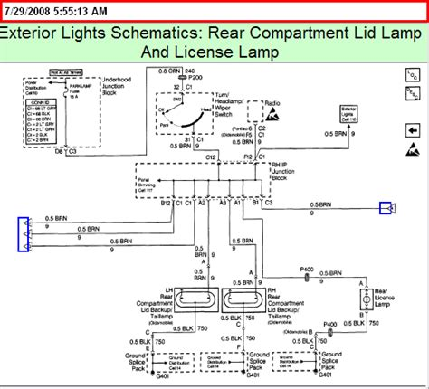 Need Wiring Diagram For Oldsmobile Auroa Have