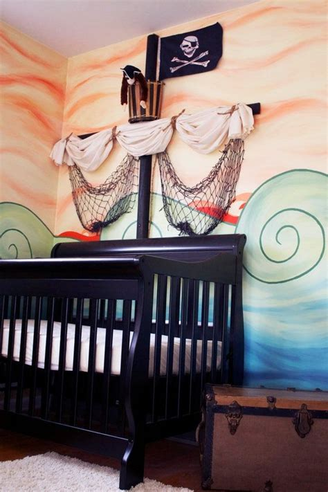 Kinderzimmer Wandgestaltung Pirat by Arrrrr Home Inspiration Baby Boy Rooms Pirate