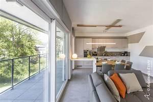Appartement Contemporain : appartement contemporain pour 4 personnes avec vue sur le lac de vielsalm ~ Melissatoandfro.com Idées de Décoration