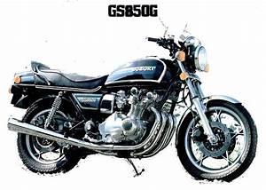 Suzuki Gs850g 1979