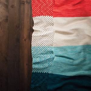 The Beginner Blanket Two Ways: Knit + Crochet - KnitPicks ...