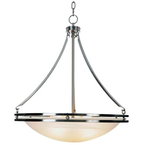 In Chandelier by Monument Lighting 617601 Contemporary 5 Light Chandelier