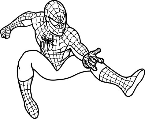 spiderman coloring pages  spiderman coloring pages  kids printable projects