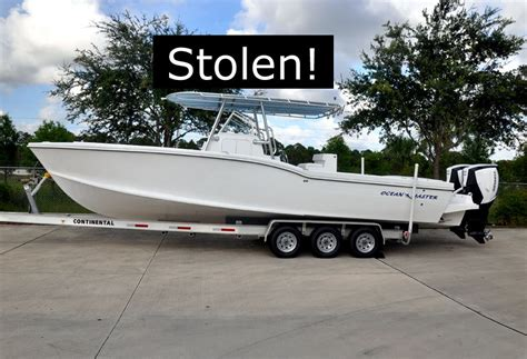 Used Boat Motors Colorado by New Boat And Tow Vehicle Stolen From Boat Yard