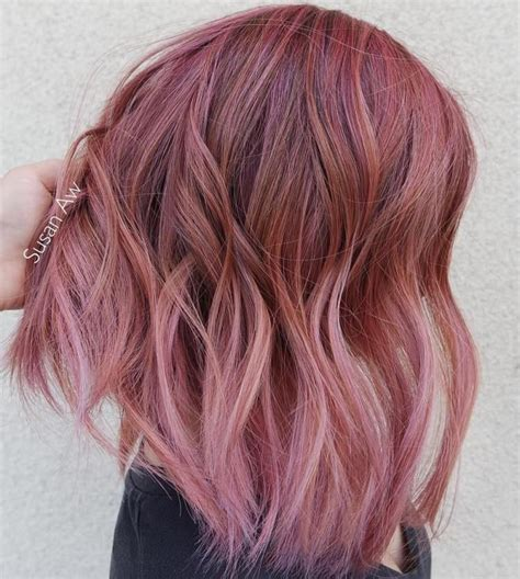 40 Pink Hairstyles As The Inspiration To Try Pink Hair