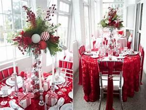 Weihnachtsbaum Rot Weiß : dekorieren weihnachtlich gro e glasvase gesteck ppig rot wei festtafel tischdeko weihnachten ~ Yasmunasinghe.com Haus und Dekorationen